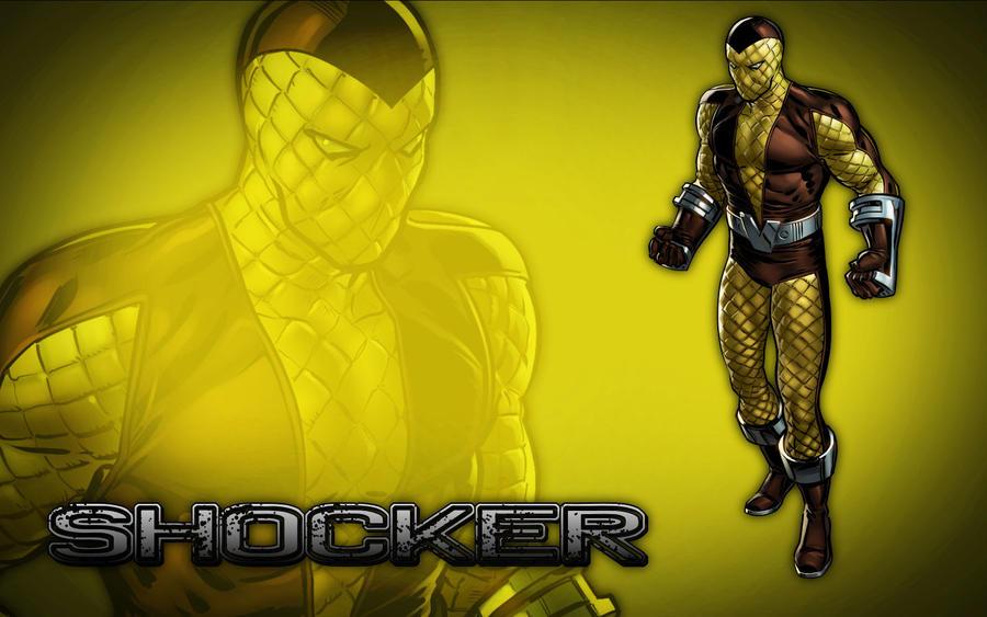 Shocker - Avengers Alliance by Superman8193