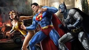 MK vs DC Trinity