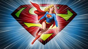 Garcia-Lopez Supergirl