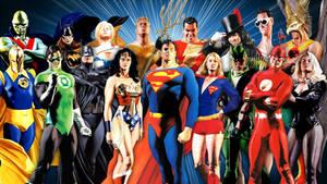 DC by Alex Ross