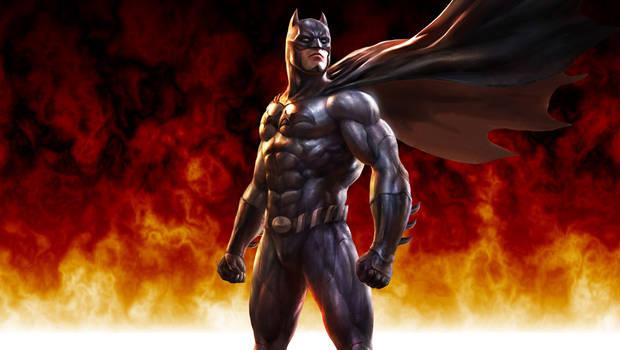 Batman by Alon Chou