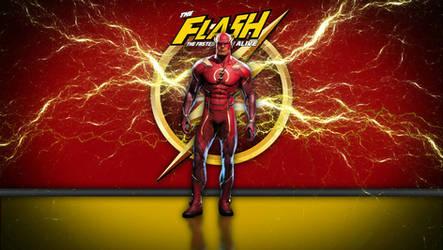 Injustice 2 Flash