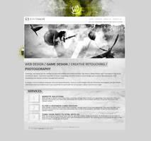 Rustyvalve.com - Homepage by SilverButton