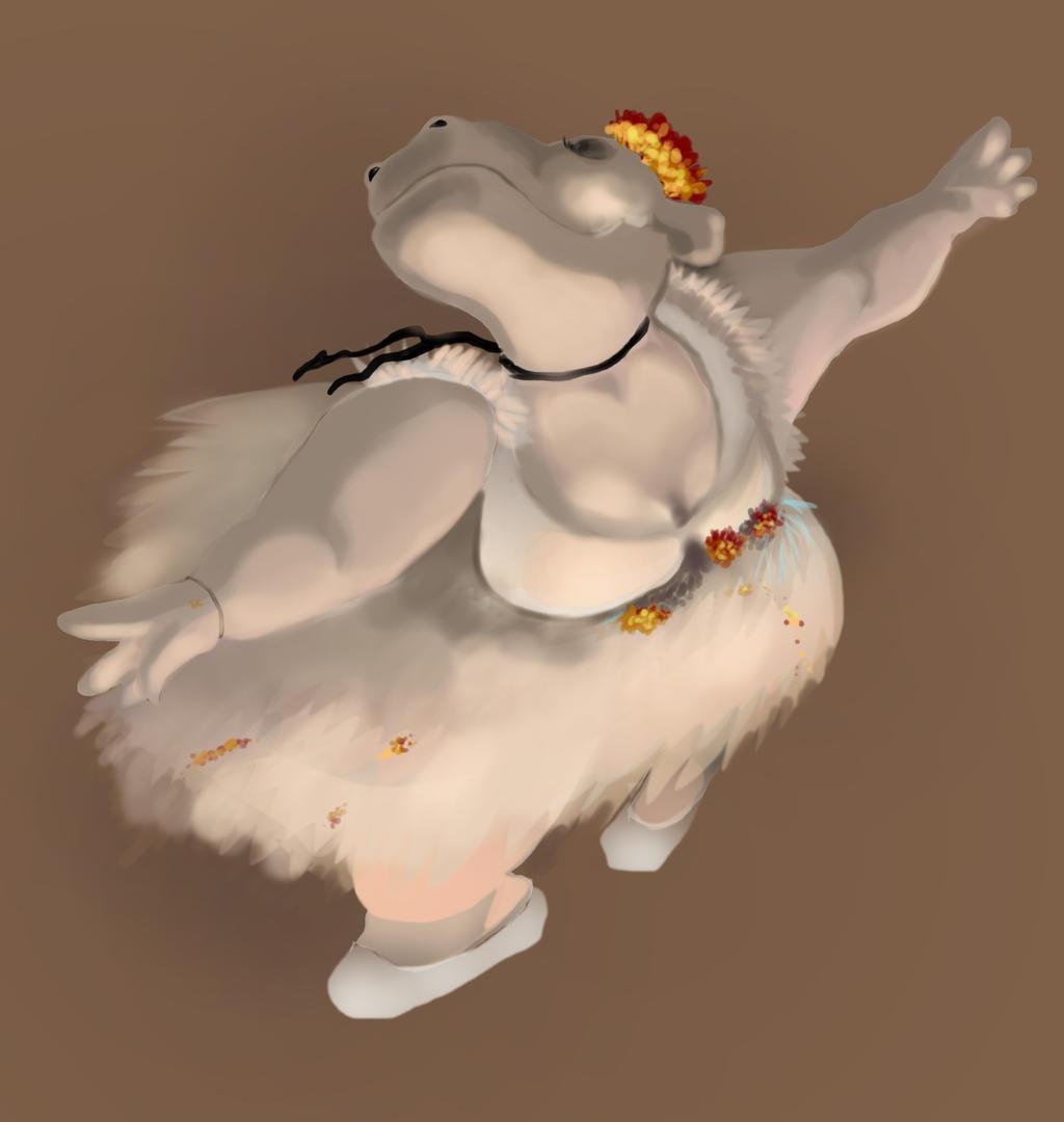 Ballerina Hipo 16 by Elehisie