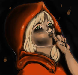 WIP Little Red Riding Hood