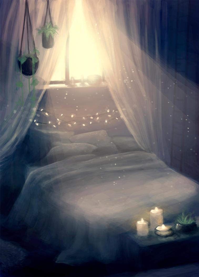 Glow by caughtinthehurricane
