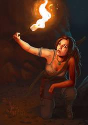 Tomb Raider by saravami
