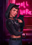 Catwoman-Selina Kyle