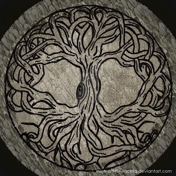 Crann Bethadh - Celtic Tree of Life