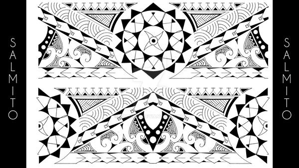 Maori Bracelete. by Salmito
