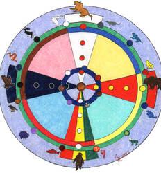 native lunar wheel by Refiner