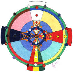 four winds wheel by Refiner