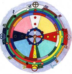 western wheel 1 by Refiner