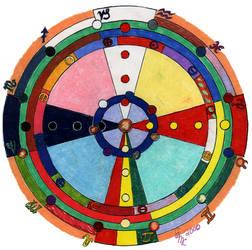 western wheel 2 by Refiner