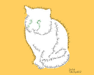 Mrs Reynold's Cat by Refiner
