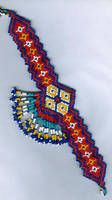 Peyote Diamond Motif by Refiner