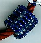 Blue RAW Bead by Refiner