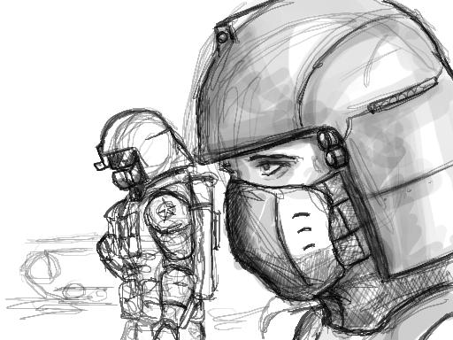 EFEC Doodle by BorkaBonum
