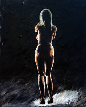 Woman from Back