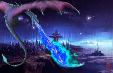Fantasy X Sci-fi