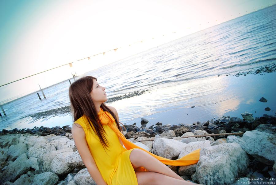 Mishima Reika - Sing RahXephon by sophie-art