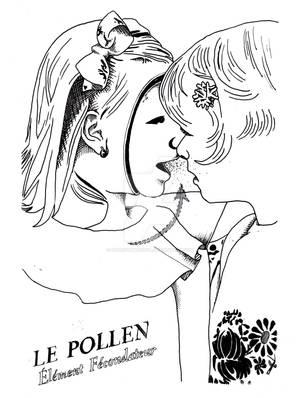 Le Pollen, element fecondateur