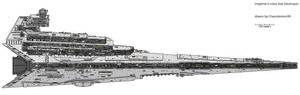 Imperial II-Class star destoyer