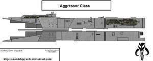 Aggressor Class wip