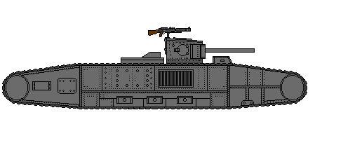 medium tank V I