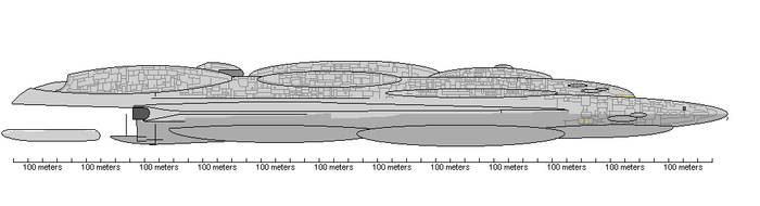 Liberty Class Wip read discription. wip. by AnowiShipyards