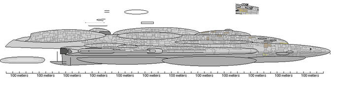 Liberty Class Wip #2 by AnowiShipyards