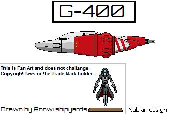 G-400 by AnowiShipyards