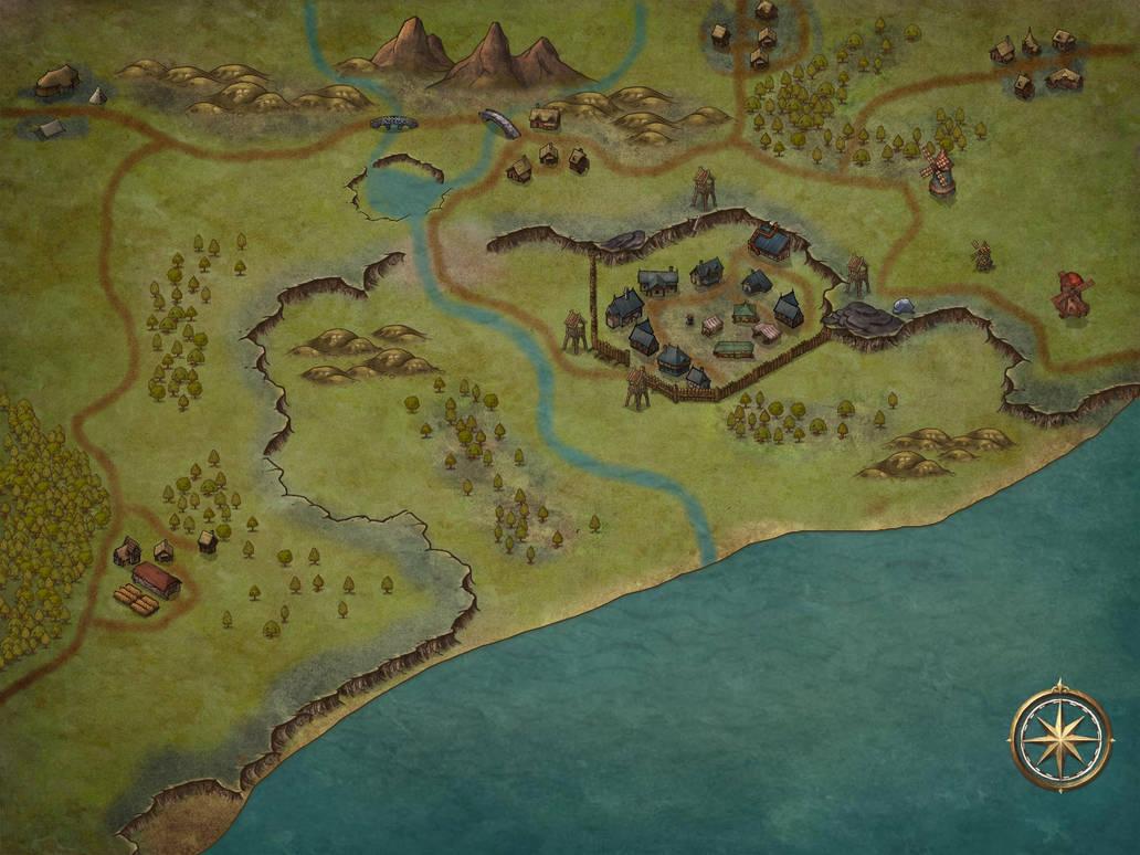 Inkarnate. map tool. by AnowiShipyards