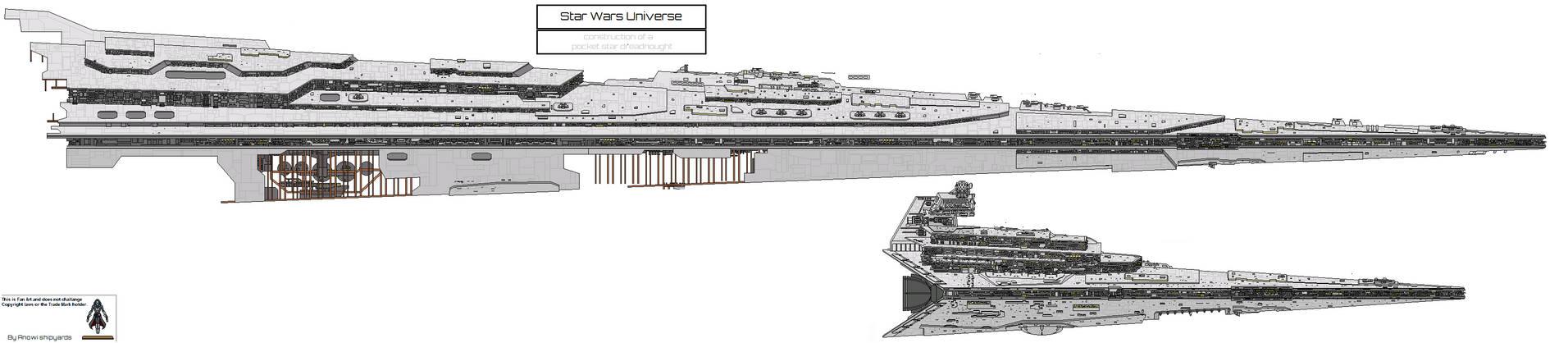 construction of pocket dreadnought V 3