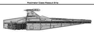 Acclimator Class Assault Ship