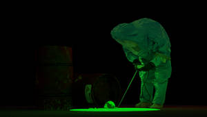 Radioactive Spill