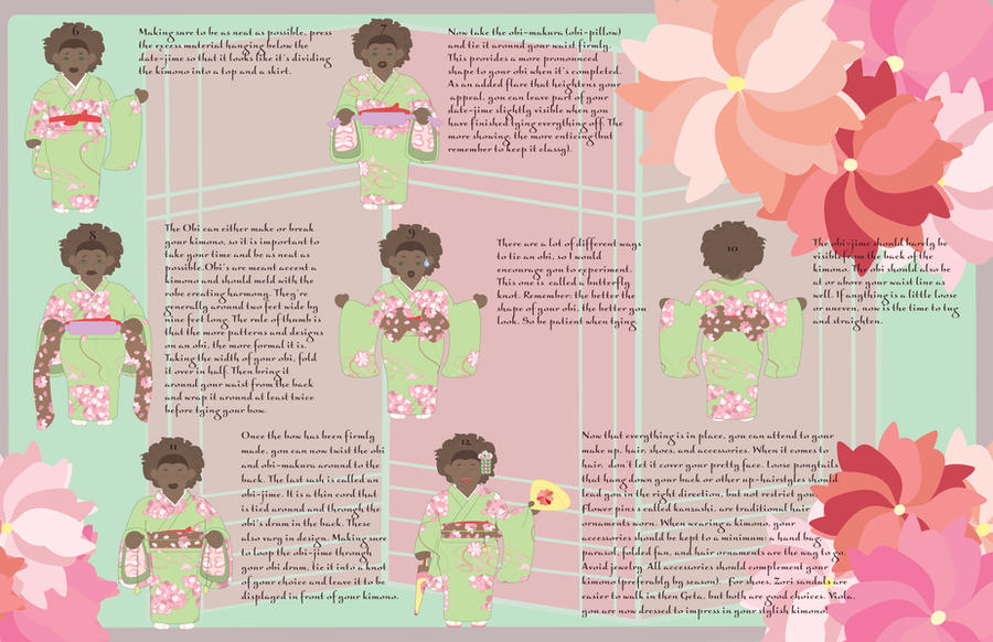 How 2: Kimono 2 by lady-toyano