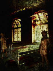 my silent hill tribute