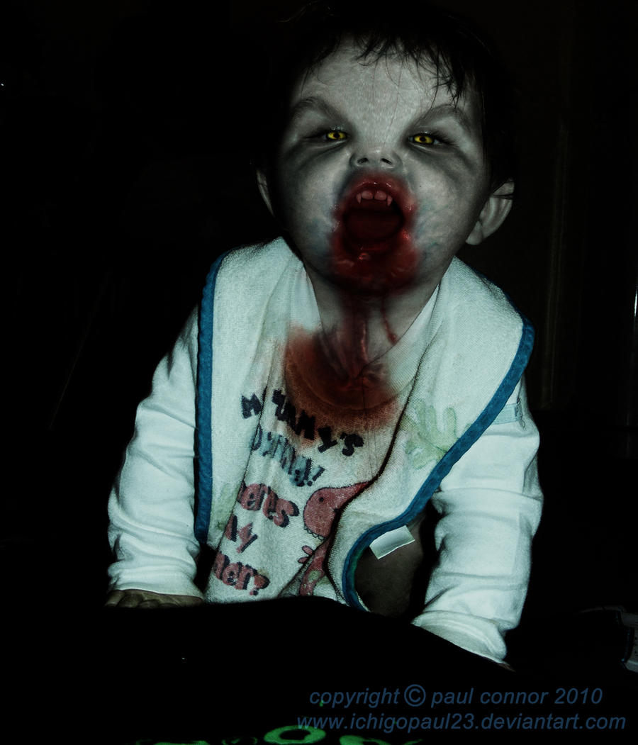 my immortal child by ichigopaul23