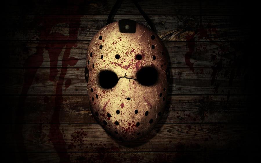 Mask Of Jason Voorhees By Ichigopaul23