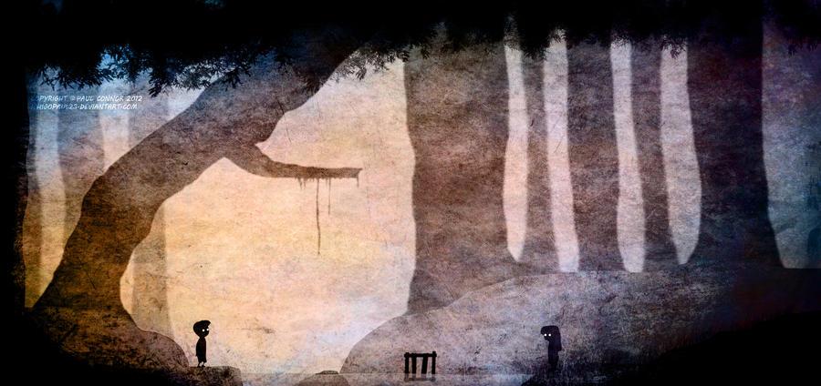 Boy meets Girl in Limbo by ichigopaul23