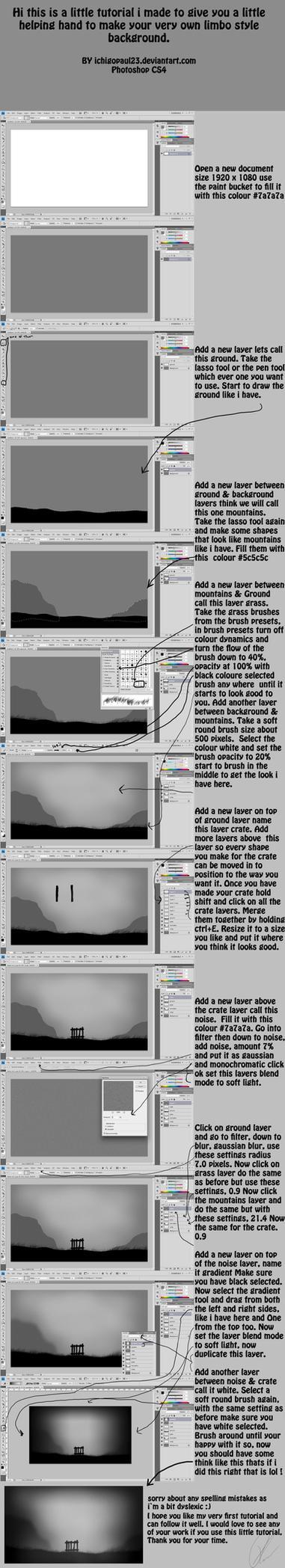 limbo background tutorial by ichigopaul23