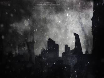 Gotham City by ichigopaul23