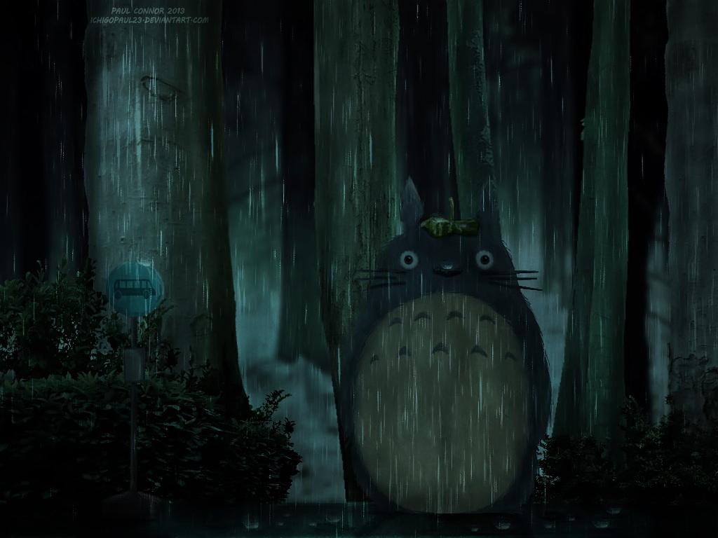 Totoro by ichigopaul23