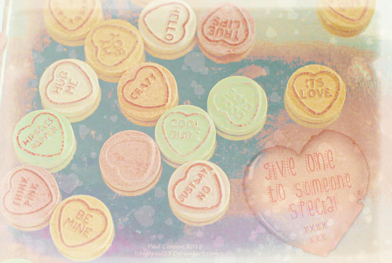 Love Hearts by ichigopaul23