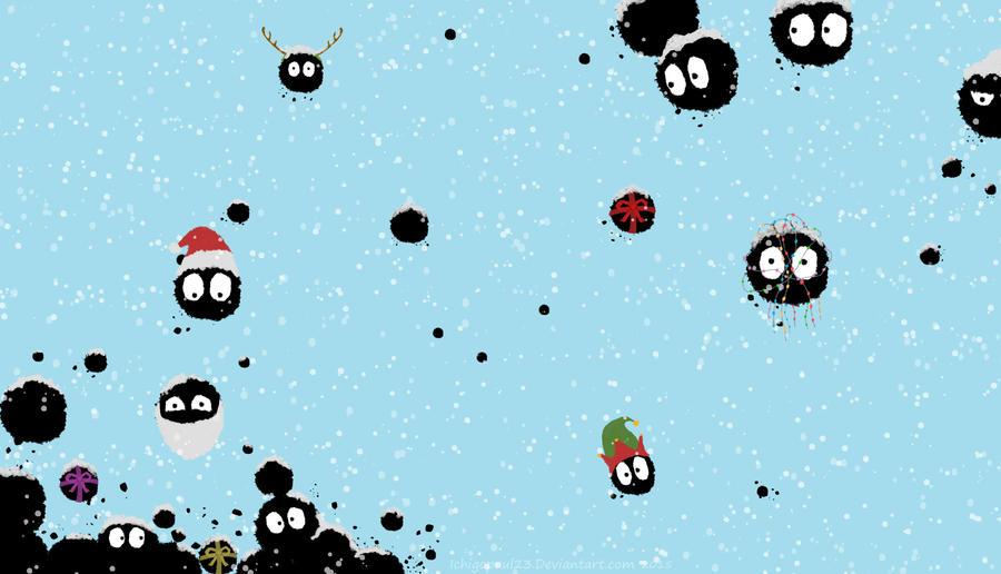 A Soot Christmas by ichigopaul23