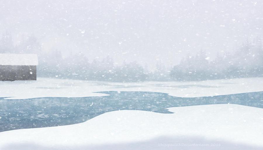 Snow Time by ichigopaul23