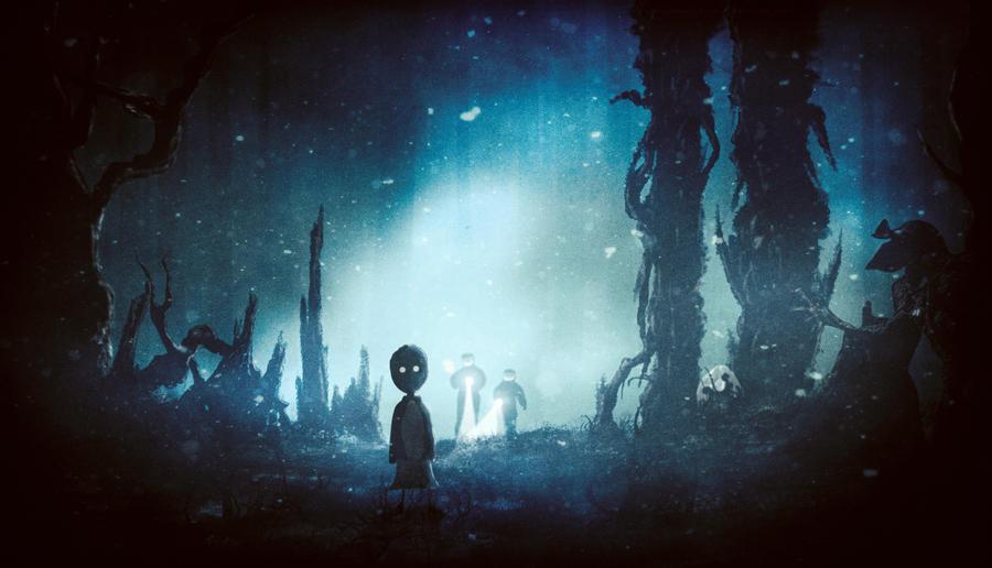 Stranger things in limbo by ichigopaul23