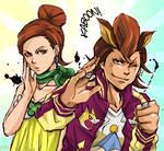 Wocky and Alita