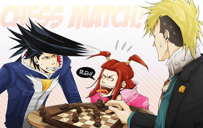 the match by soak1111